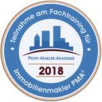 Profi-Makler-Akademie | Fachtraining Immobilienmakler PMA 2018