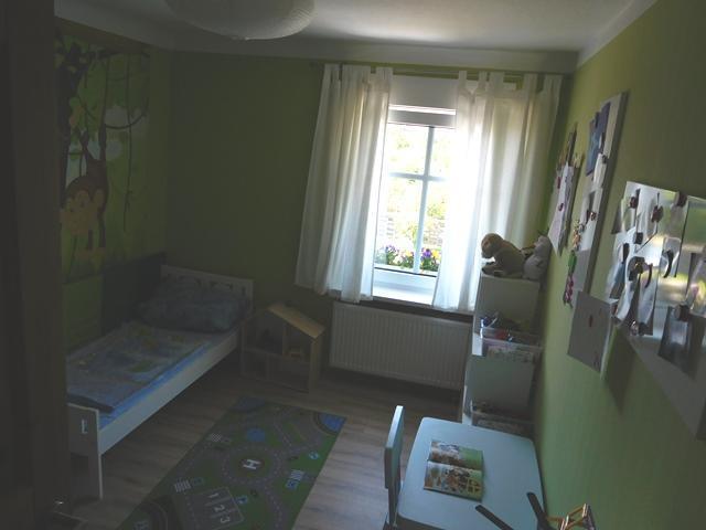 ...einem zweiten Zimmer...