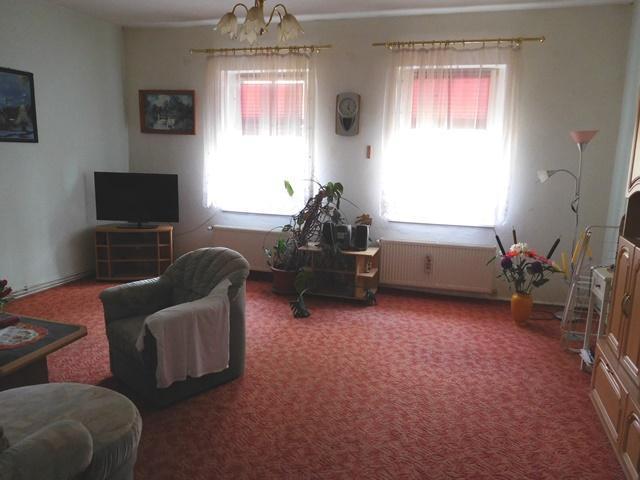 ...geradezu ein 30 m² Wohnzimmer...