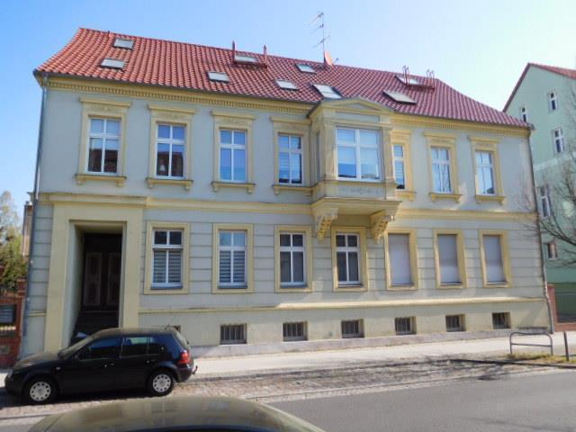 Ein gut bürgerliches Wohnhaus