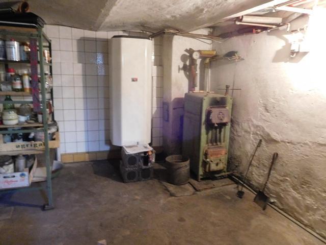 ...trockener Keller ohne bücken...