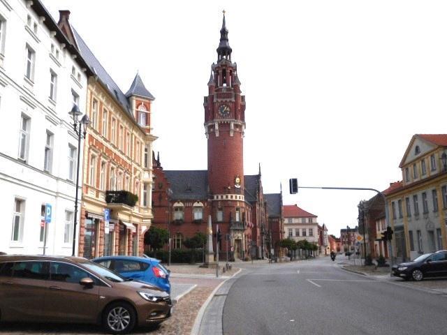 ...in einer Stadt mit historischem Flair...